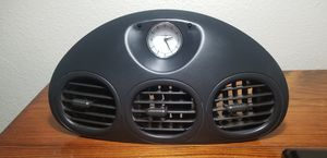 1999-2004 Chrysler 300M Dash A/C Vent and Clock WITH Chrysler Logo. OEM for Sale in Fresno, CA