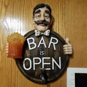 BAR IS OPEN SIGN for Sale in Snohomish, WA