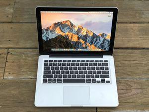 """MacBook Pro 13"""" CS6/FinalCut/Logic/Office/Reason/Sierra for Sale in New York, NY"""