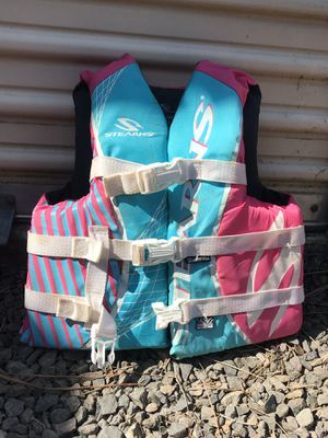 Pink and Blue Life Jacket for Sale in Shady Cove, OR