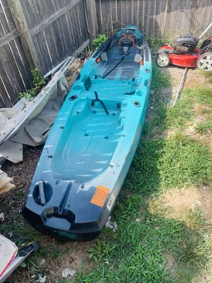 Fishing kayak old town 120 for Sale in East Hartford, CT