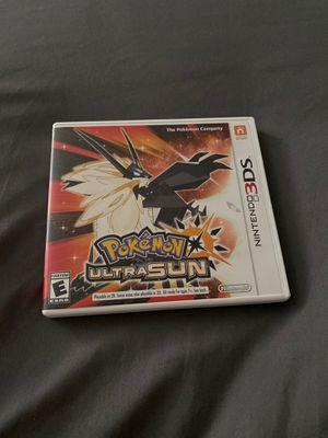 Pokémon Ultra Sun for Sale in El Cajon, CA