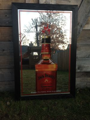 Jack Daniels mirror 2' x 3' for Sale in Waterford Township, MI