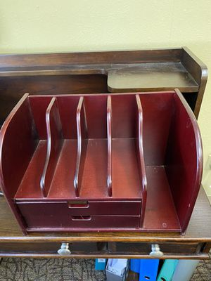 Organizer/storage desk organizer with drawers for Sale in Tampa, FL
