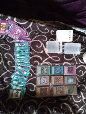 Yugiho cards for Sale in Tacoma, WA