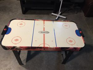 Air hockey table for Sale in Brooks, OR