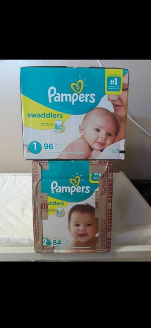 Pampers (not free) for Sale in Santa Ana, CA