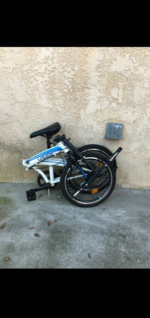 2 step easy foldable bike for Sale in Phillips Ranch, CA