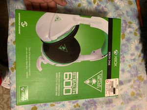 Xbox one head set Stealth 600 wireless for Sale in Forest Heights, MD