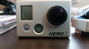GoPro Hero 2 with accessories for Sale in Cleveland, OH
