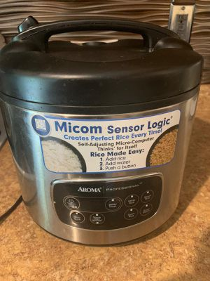 Shlow cooker electrice put rice put for Sale in Fort Lauderdale, FL