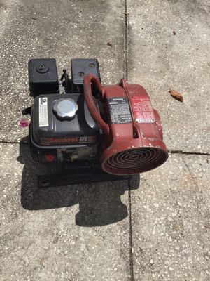 General gp8 blower for Sale in Orlando, FL