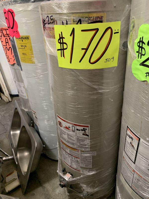 Water heater 40 galo es 3 meses de garantía