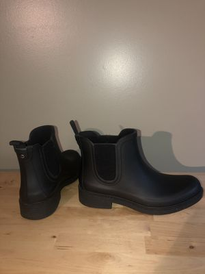 Madewell Chelsea Rain Boots for Sale in Chantilly, VA