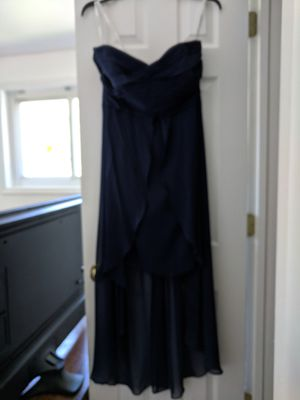 Midnight blue dress scarff and jacket for Sale in Falls Church, VA