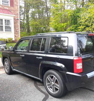 2008 Jeep Patriot for Sale in Fairfax, VA