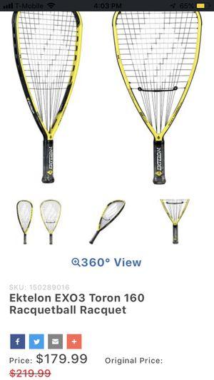 Eltelon tennis racket bundle for Sale in Philadelphia, PA