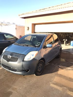 2007 Toyota Yaris for Sale in Apache Junction, AZ