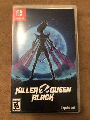 Nintendo Switch Game- Killer Queen Black for Sale in Corona, CA