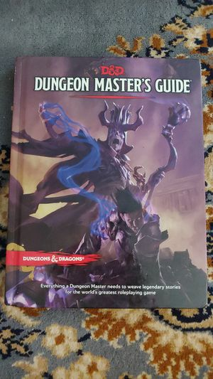 Dungeons and Dragons DM guide 5e for Sale in Bexley, OH