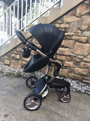 Mima Stroller Set and Cybex Car seat for Sale in Sterling, VA