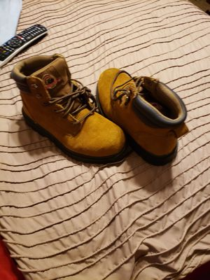 Work boots size 7 men for Sale in Milwaukee, WI