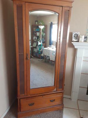 Armoire, antique for Sale in El Cajon, CA