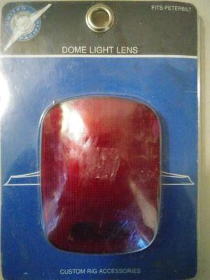 2 Custom dome light lens cover for Peterbuilt trucks 2006+ for Sale in Morgantown, WV