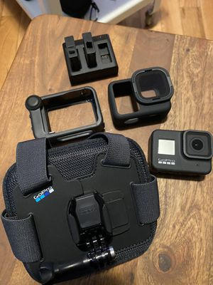 GoPro Hero 8 with extras! for Sale in Queens, NY