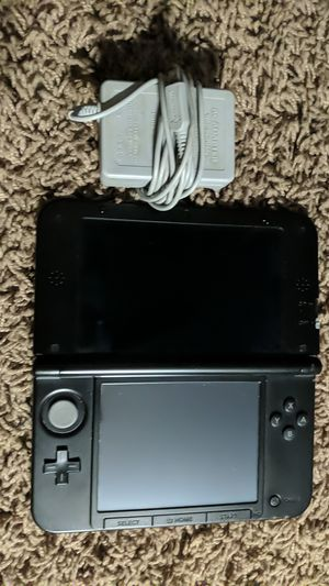 Black Nintendo 3DS XL!? for Sale in Victorville, CA