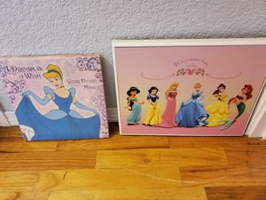Disney pictures for Sale in BETHEL, WA