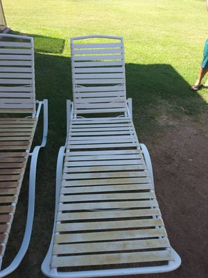 Pool lounge chairs for Sale in Phoenix, AZ