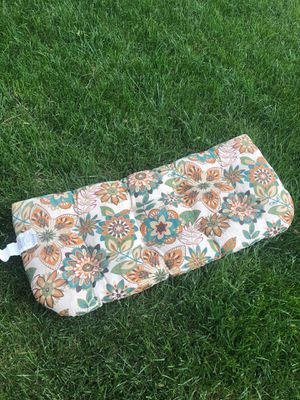 Outdoor cushion for porch swing or settee bench for Sale in Colorado Springs, CO