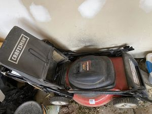 Craftsman electric lawn mower for Sale in Lockport, IL