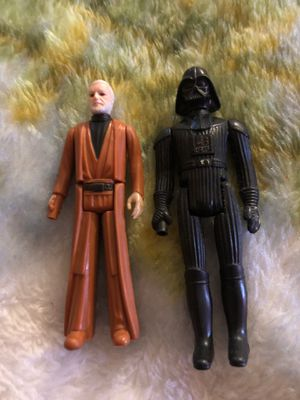 1977 Star Wars action figures for Sale in Fall River, MA