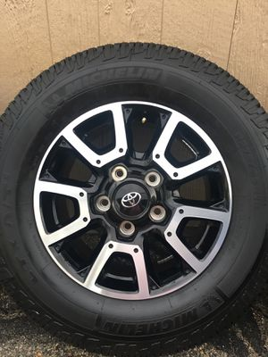 2020 Toyota Tundra OEM wheels and tires for Sale in Denver, CO