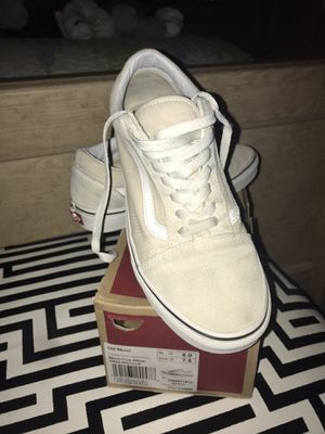 Vans size 6.0 buenas condiciones for Sale in Pomona, CA