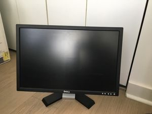 Dell 22 inch LCD monitor for Sale in New York, NY
