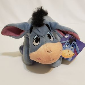"""Disney Fisher-Price 9"""" Eeyore Winnie the Pooh 2001 Plush New With Tags for Sale in Brookfield, IL"""