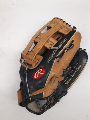 Rawlings Leather Baseball Glove for Sale in Miami, FL
