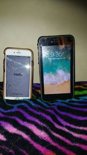 Iphone 6s and iPhone 6s plus for Sale in Menahga, MN