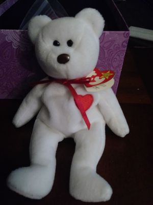 Beanie baby Valentino on eBay for $400 which is crazy can have it for $40 which is a good deal what do you think for Sale for sale  Austell, GA