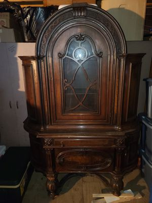 Antique China Cabinet for Sale in Monroeville, PA