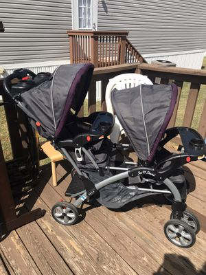Sit N Stand double stroller for Sale in Fort Worth, TX