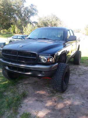 2001 dodge dakota 4x4 5 speed for Sale in Tampa, FL