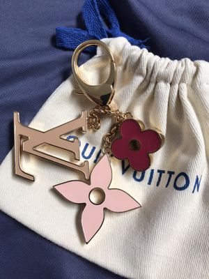 Designer Bag Charms - Louis Vuitton Pink for Sale in Gaston, OR