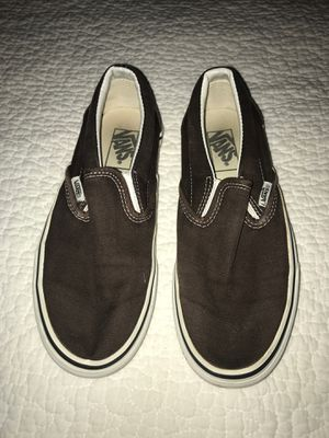 Brown vans women's 6.5 for Sale in Richardson, TX