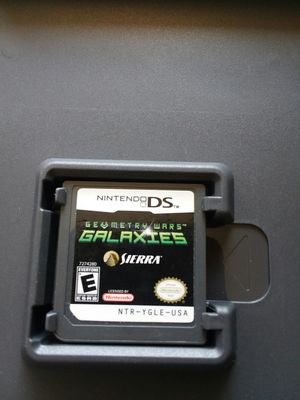 Geometery wars galaxy ds for Sale in Surprise, AZ