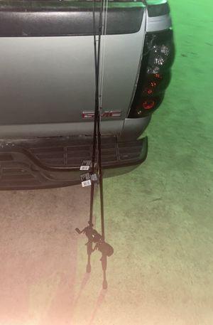 Abu Garcia fishing rod combo for Sale in Houston, TX