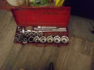 Jumbo socket set for Sale in View Park-Windsor Hills, CA